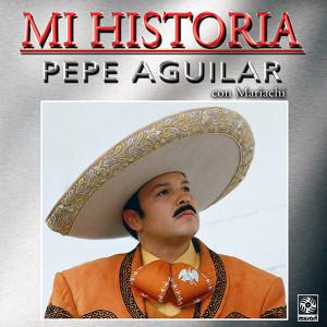 Mi Historia - Pepe Aguilar Albumcover