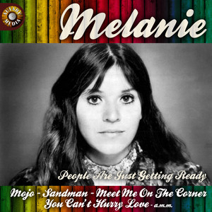 Melanie Almost Like Being in Love cover