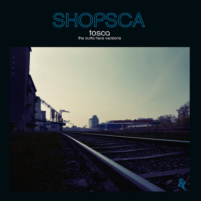 Shopsca (The Outta Here Versions) Albumcover