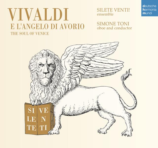Vivaldi: Vivaldi e l'angelo di avorio, Vol. 3 Albumcover
