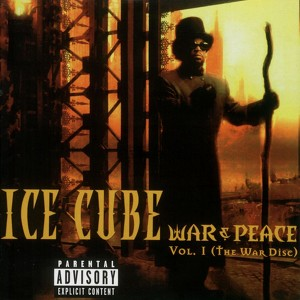 War & Peace Volume 1 (The War Disc) Albumcover
