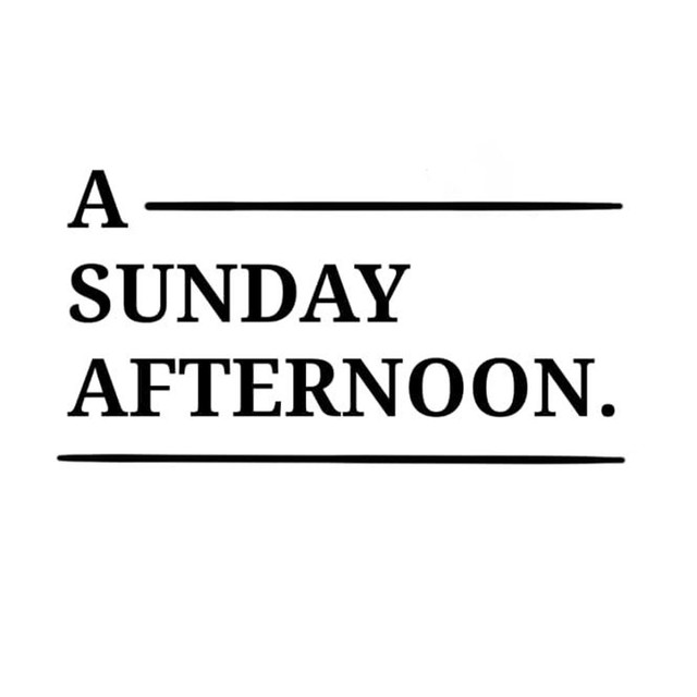 Times Journey - A Sunday Afternoon