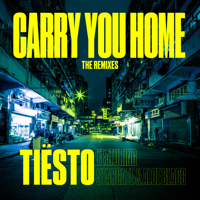 Carry You Home (The Remixes)