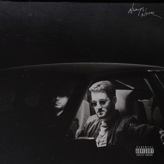 Album cover for Always Never by Always Never