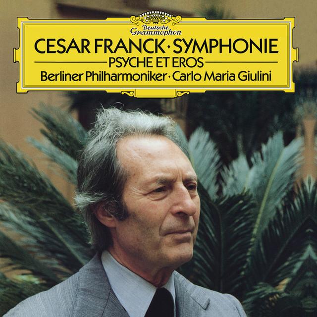 Franck: Symphony In D Minor; Psyché et Eros Albumcover