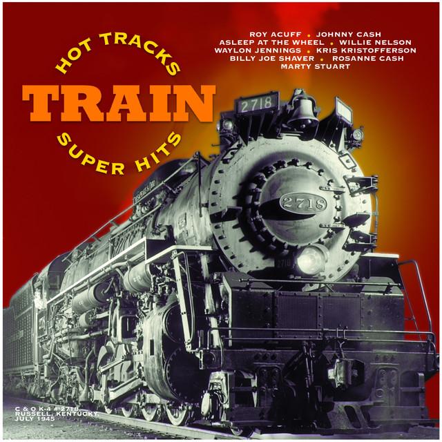 Various Artists Train Super Hits / Hot Tracks album cover