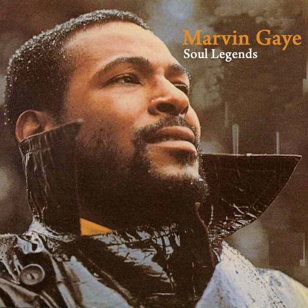 marvin gaye soul legends