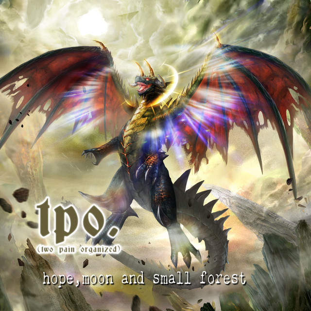 tpo. two pain organized - hope, moon and small forest