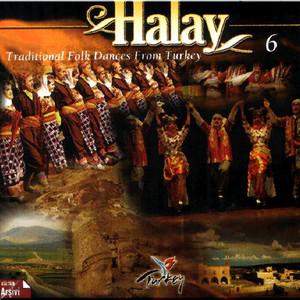 Halay Doğu Anadolu Türkiye Halayları, Vol. 6 Albümü