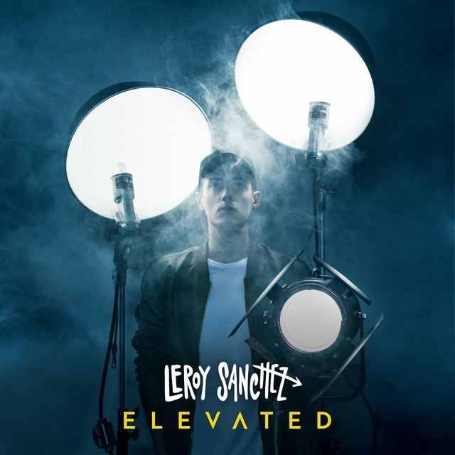 Album cover for Elevated by Leroy Sanchez