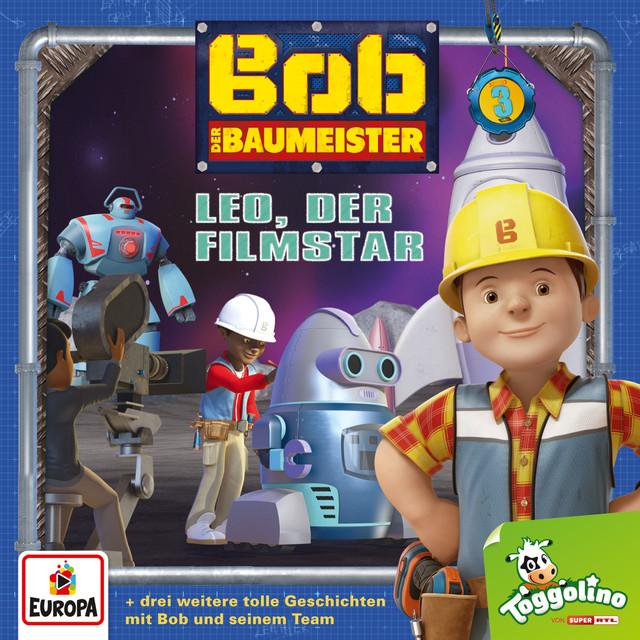 003 - Leo, der Filmstar Cover