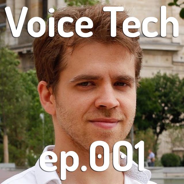 Speech to Text - Eric Bolo, Batvoice - Voice Tech Podcast ep 001, an