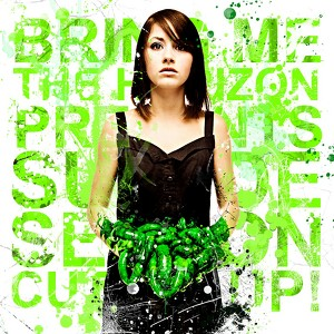 Suicide Season - Cut Up Albumcover