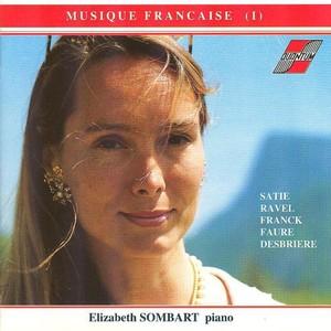 Musique française, vol. 1 Albumcover