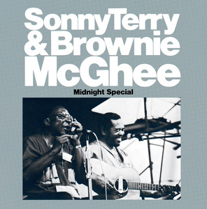 Sonny Terry, Brownie McGhee Midnight Special cover