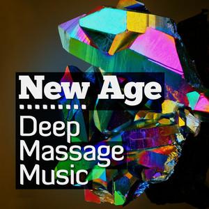 New Age Deep Massage Music Albumcover