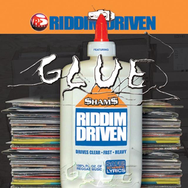 Riddim Driven: Glue album cover