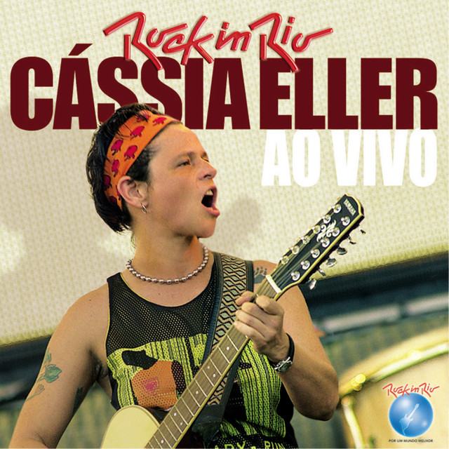 Cassia Eller Ao Vivo no Rock in Rio