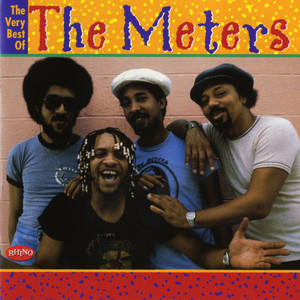The Very Best of the Meters album