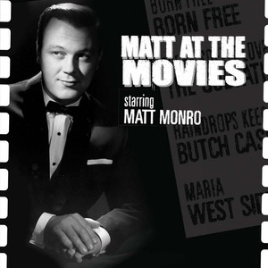 Matt Monro, Nelson Riddle Come Back to Me cover