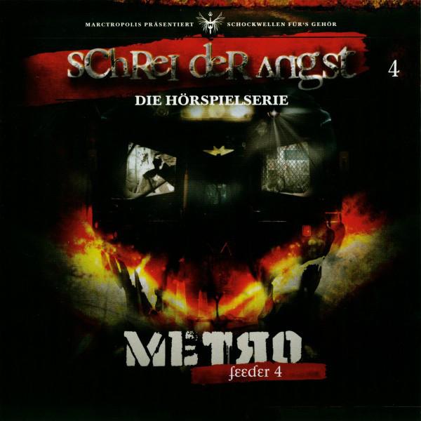 Folge 4 - Feeder - Metro Cover
