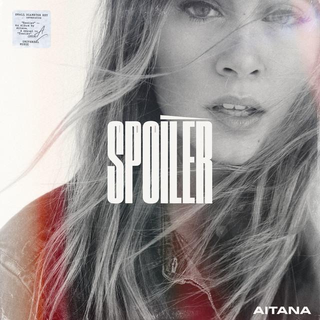 Album cover for Spoiler by Aitana