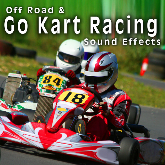 Off Road Race Starting Ambience with Cars Starting up, Idling and