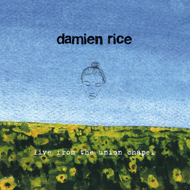 Damien Rice Live From the Union Chapel album cover