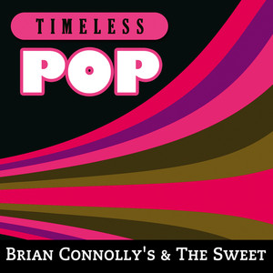Brian Connolly & The Sweet, Brian Connolly, The Sweet Blockbuster cover
