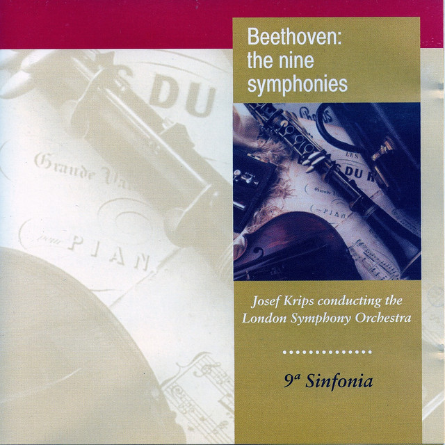 Beethoven: The Nine Symphonies No. 9