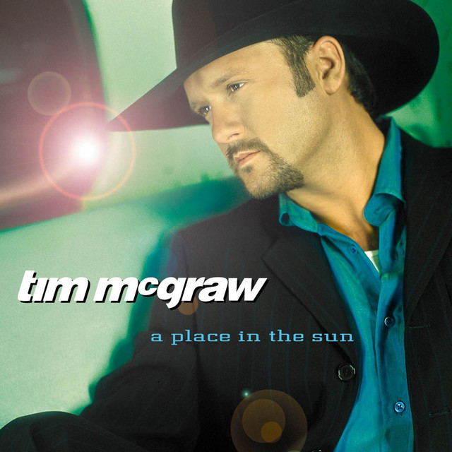 Tim McGraw A Place in the Sun album cover