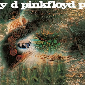 A Saucerful Of Secrets [2011 - Remaster] (2011 Remastered Version) Albumcover