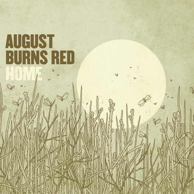 August Burns Red Home album cover