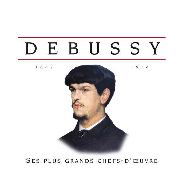 Debussy Ses plus grands chefs-d'oeuvre Albumcover