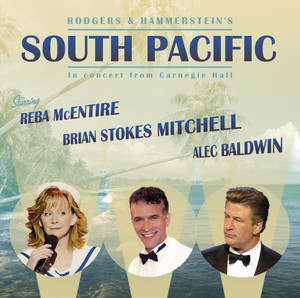 Reba McEntire, Brian Stokes Mitchell Some Enchanted Evening cover