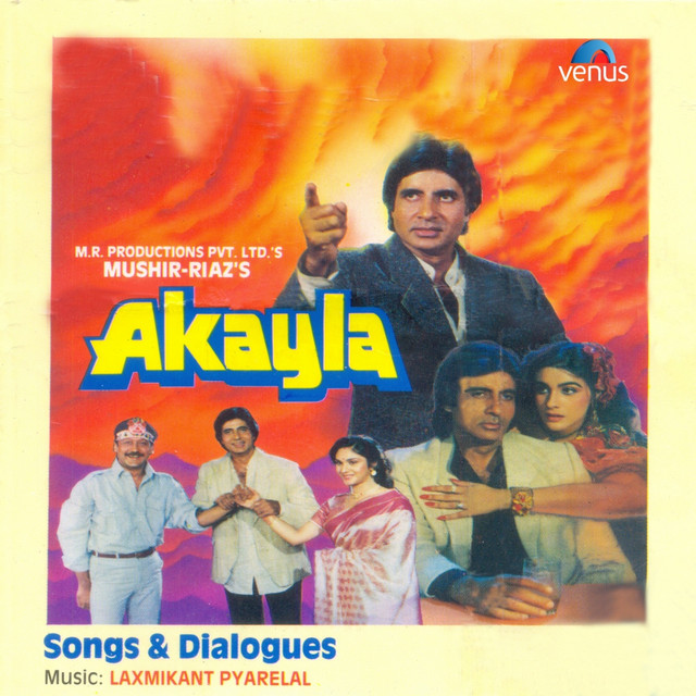 Aankhein Thik Hai, a song by Amitabh Bachchan, Amrita Singh on Spotify