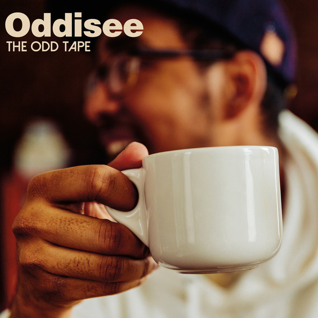 Album cover for The Odd Tape by Oddisee