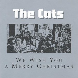 The Cats Merry Christmas Cindy cover