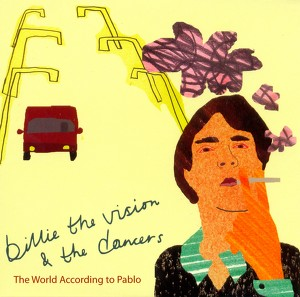 The World According To Pablo Albumcover