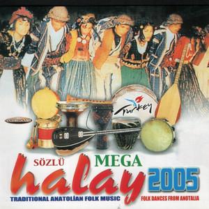 Sözlü Mega Halay 2005 Albümü