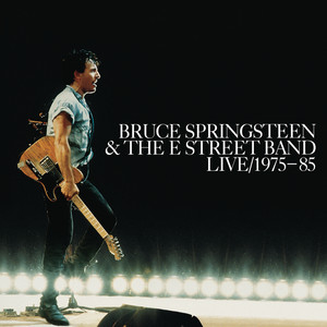 Bruce Springsteen & The E Street Band Live 1975-85 (Display Box) Albumcover