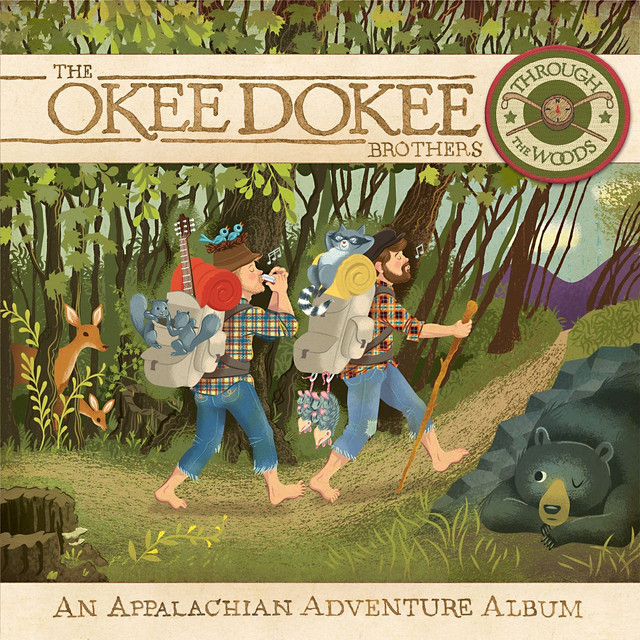 Through the Woods by The Okee Dokee Brothers