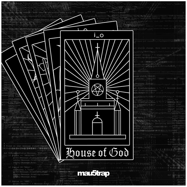 i_o - House of God cover