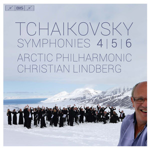 Tchaikovsky: Symphonies Nos. 4, 5 & 6 Albümü