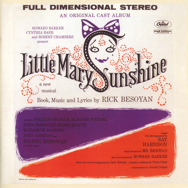 Original Cast Of Little Mary Sunshine on Spotify