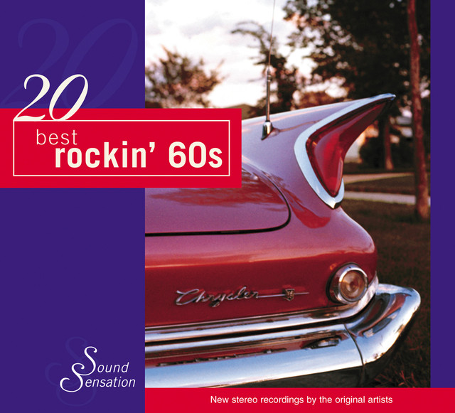 Various Artists 20 Best of Rockn' 60's album cover