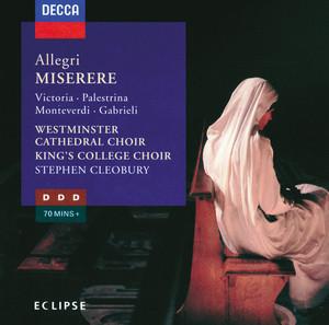 Allegri: Miserere, etc. album