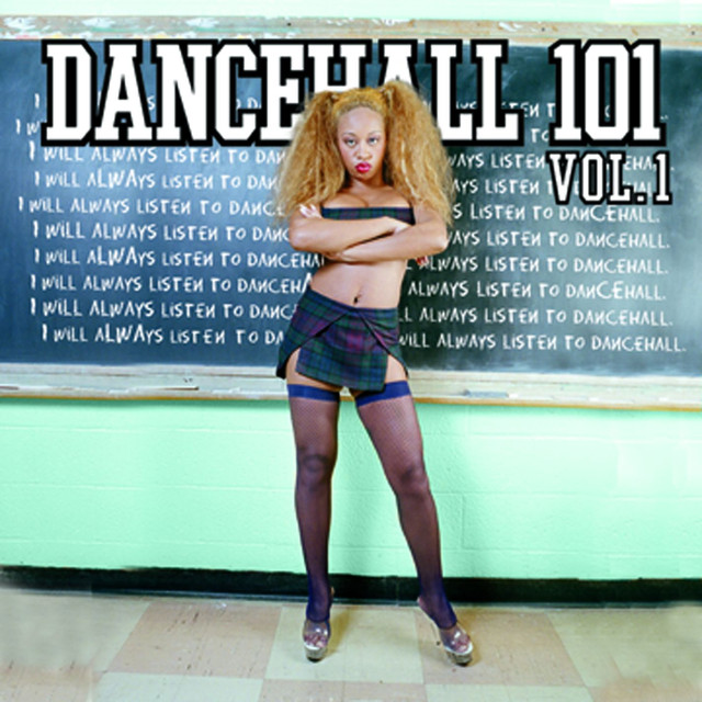 Various Artists Dancehall 101 Vol. 1 album cover