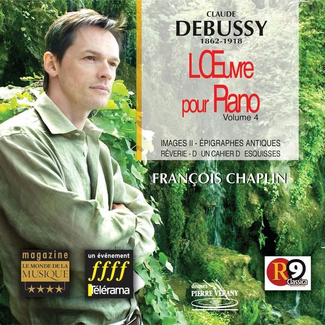 Debussy : L'oeuvre pour piano, vol.4 Albumcover