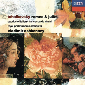 Tchaikovsky: Romeo and Juliet; Francesca da Rimini; Capriccio Italien Albumcover